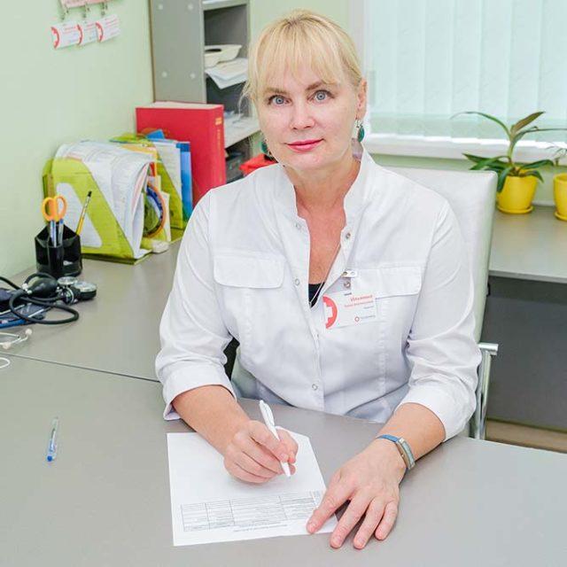 Ильиных Елена Анатольевна