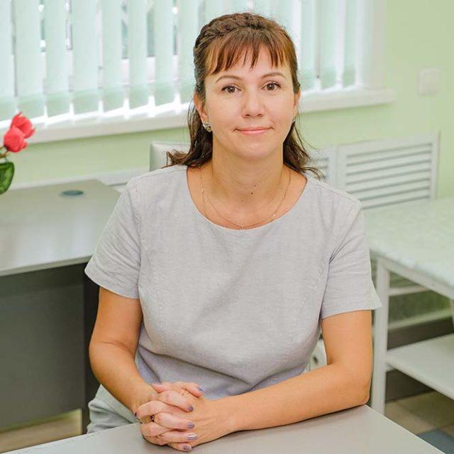 Федянина Надежда Юрьевна