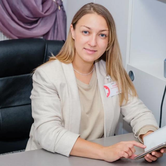 Ошмарина Олеся Владимировна